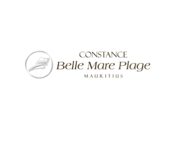 Logo of golf course named Constance Belle Mare Plage