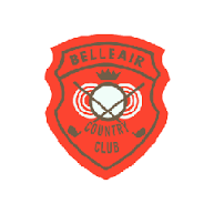 Logo of golf course named Belleair Country Club