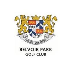 Logo of golf course named Belvoir Park Golf Club