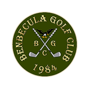 Logo of golf course named Benbecula Golf Club