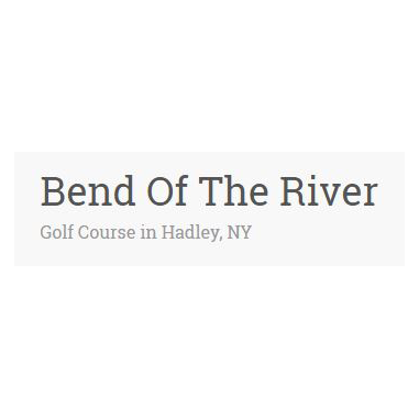 Logo of golf course named Bend of The River Golf Club