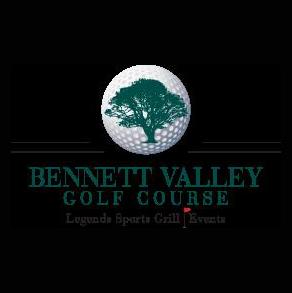 Logo of golf course named Bennett Valley Golf Course
