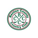 Logo of golf course named Benton County Country Club