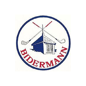 Logo of golf course named Bidermann Golf Club