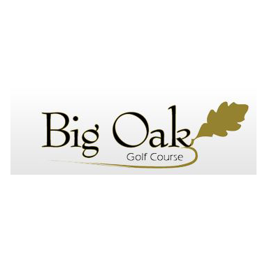 Logo of golf course named Big Oak Public Golf Course