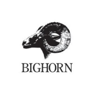 Logo of golf course named Bighorn Golf Club - The Mountains