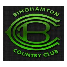 Logo of golf course named Binghamton Country Club