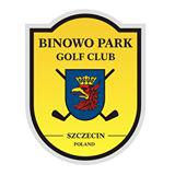 Logo of golf course named Binowo Park Golf Club