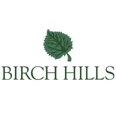 Logo of golf course named Birch Hills Golf Course