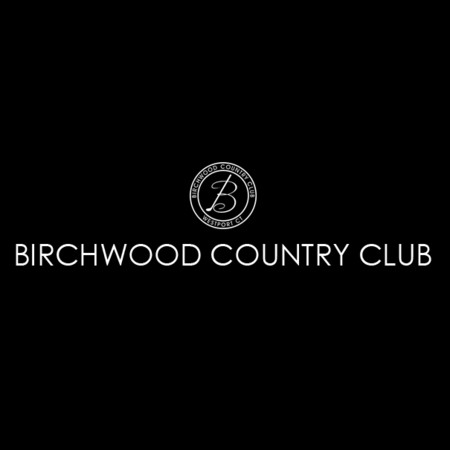 Logo of golf course named Birchwood Country Club