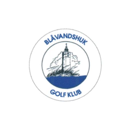 Logo of golf course named Blaavandshuk Golf Club
