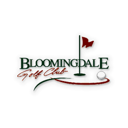Logo of golf course named Bloomingdale Golf Course