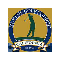 Logo of golf course named Blythe Golf Course