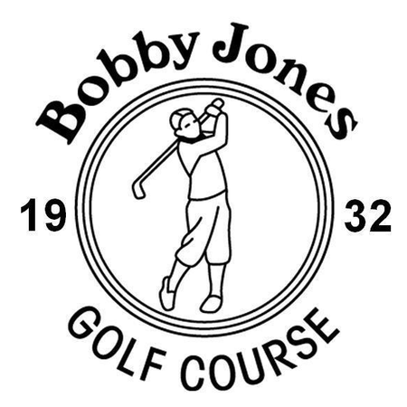Logo of golf course named Bobby Jones Golf Course