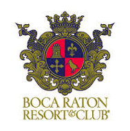 Logo of golf course named Boca Raton Resort and Club, The