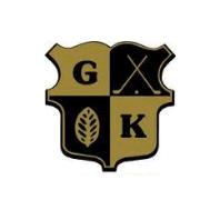 Logo of golf course named Bokskogens Golfklubb