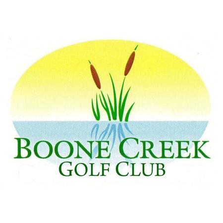 Logo of golf course named Boone Creek Golf Club