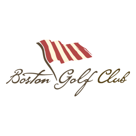 Logo of golf course named Boston Golf Club