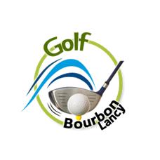 Logo of golf course named Bourbon-Lancy Golf Club