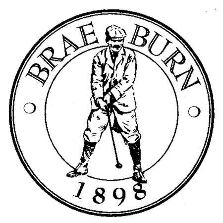 Logo of golf course named Brae Burn Golf Course
