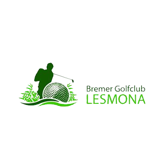 Logo of golf course named Bremer Golfclub Lesmona E. V.