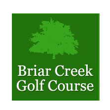 Logo of golf course named Briar Creek Golf Course