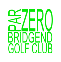 Logo of golf course named Bridgend and District Golf Club