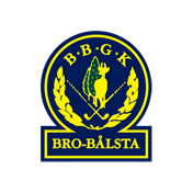 Logo of golf course named Bro-Balsta Golfklubb