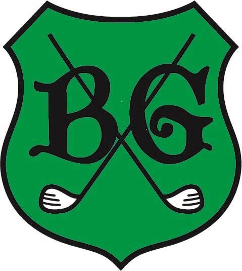 Logo of golf course named Broenderslev Golf Club