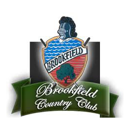Logo of golf course named Brookfield Country Club