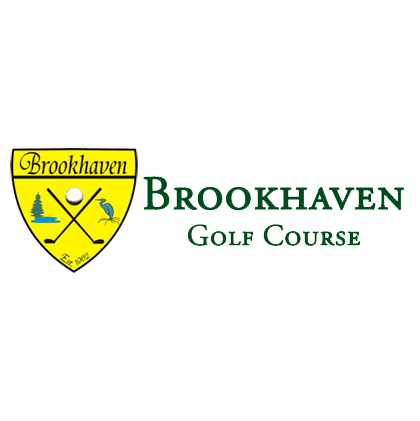 Logo of golf course named Brookhaven Golf Club