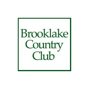 Logo of golf course named Brooklake Country Club