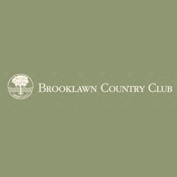 Logo of golf course named Brooklawn Country Club