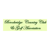 Logo of golf course named Brookridge Golf and Country Club