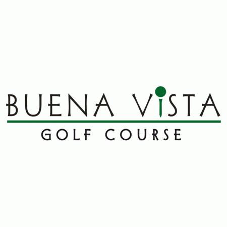 Logo of golf course named Buena Vista Golf Course
