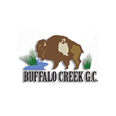 Logo of golf course named Buffalo Creek Golf Course