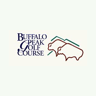 Logo of golf course named Buffalo Peak Golf Course