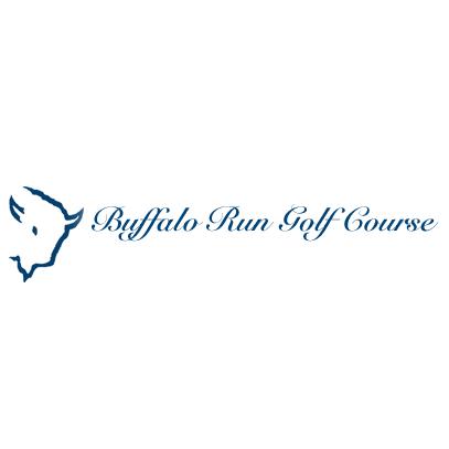 Logo of golf course named Buffalo Run Golf Course