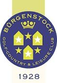Logo of golf course named Burgenstock Golf Country and Leisure Club