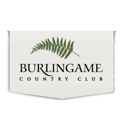 Logo of golf course named Burlingame Country Club