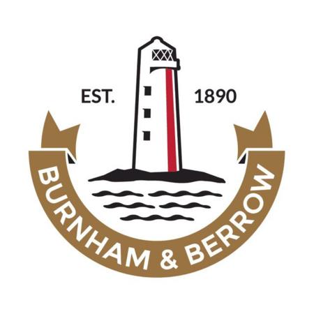 Logo of golf course named Burnham and Berrow Golf Club