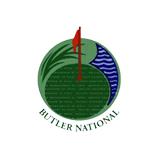 Logo of golf course named Butler National Golf Club