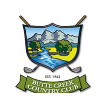 Logo of golf course named Butte Creek Country Club