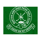 Logo of golf course named Buxton and High Peak Golf Club