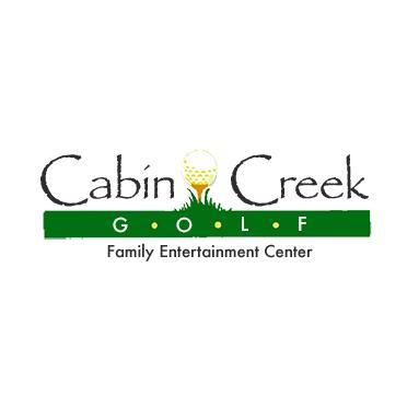 Logo of golf course named Cabin Creek Golf Club