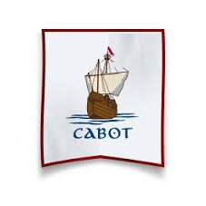 Logo of golf course named Cabot Links