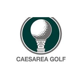 Logo of golf course named Caesarea Golf Club