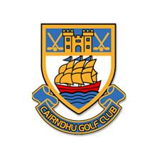 Logo of golf course named Cairndhu Golf Club