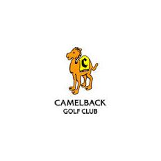 Logo of golf course named Camelback Golf Club
