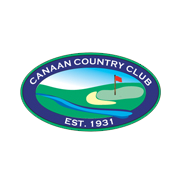 Logo of golf course named Canaan Country Club